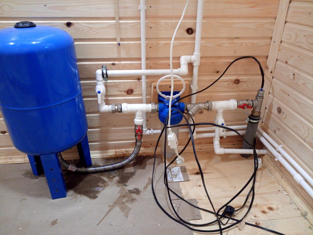 системы водоснабжения загородного дома фото недорого двойной стол