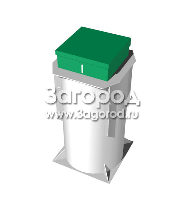 Септик БиоДека-5 П-800